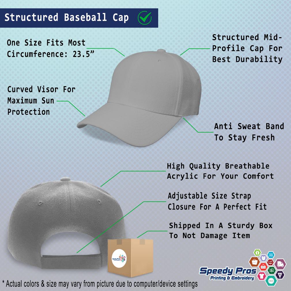 thumbnail 15 - Dad Hats for Men Martial Arts Karate Grandpa Embroidery Women Baseball Caps